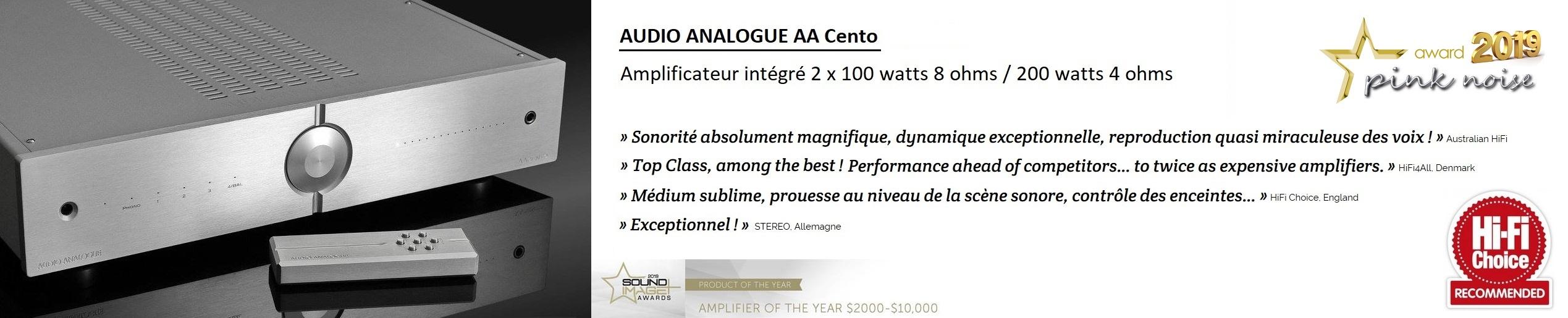 Audio AnalogueAACento