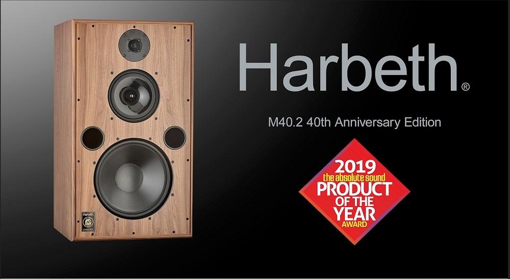 Harbeth m40.2 40th