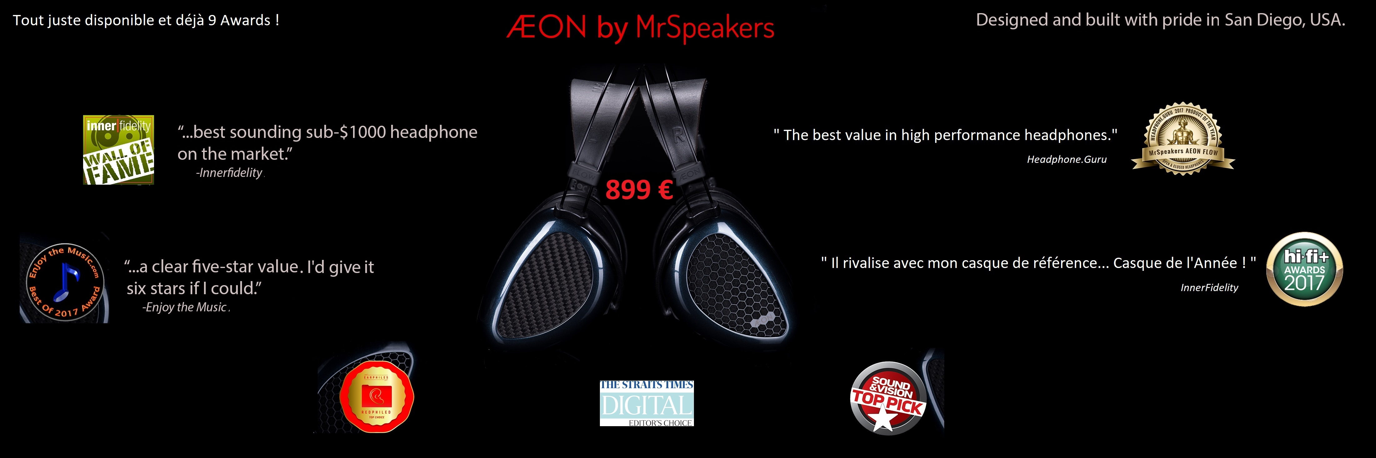 MrSpeakers Aeon Awards2