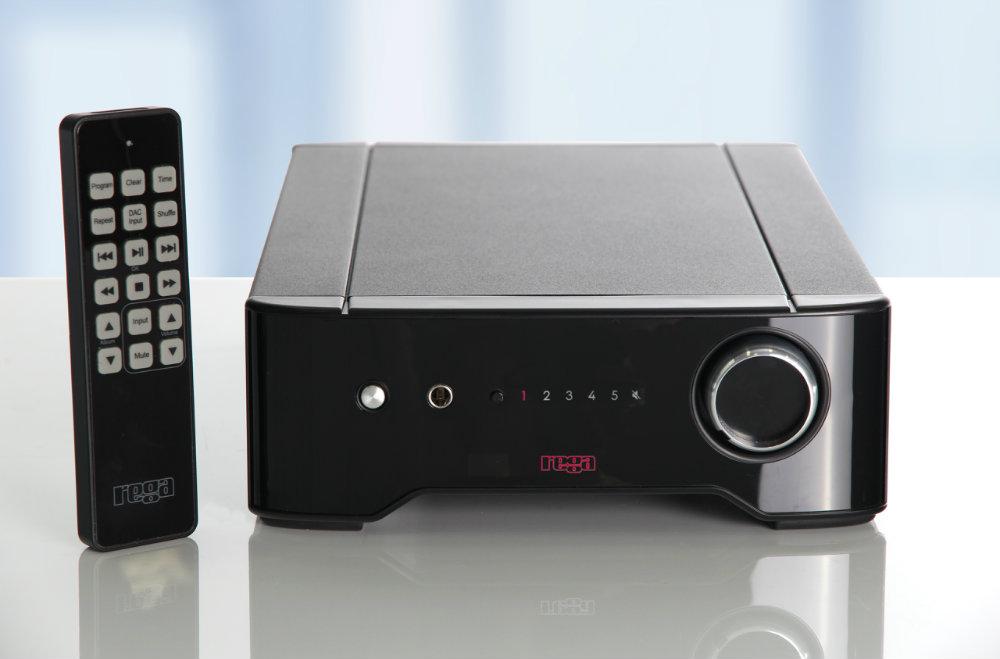 rega brio-with-remote