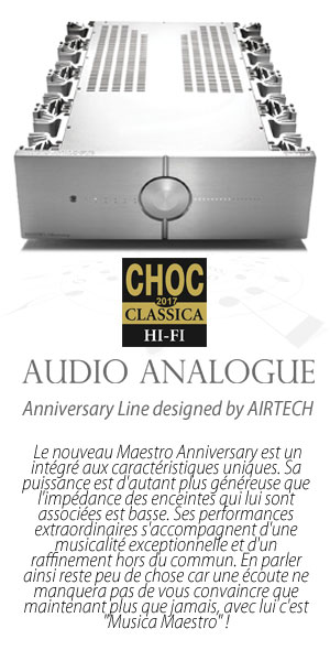 Audio Analogue Maestro