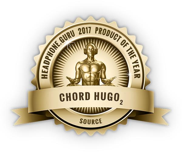 Chord Hugo2 Headphone.Guru_2017POTY-SO
