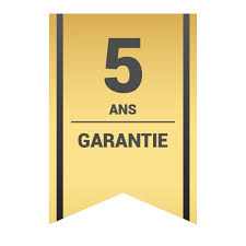 garantie 5 ans