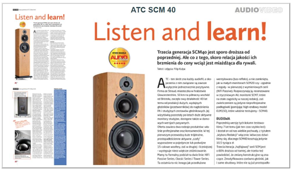 ATC SCM40 test4